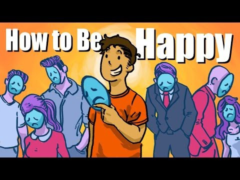 "How To Be Happy - ""THE TRUTH"" 3 Facts That Nobody Told You"