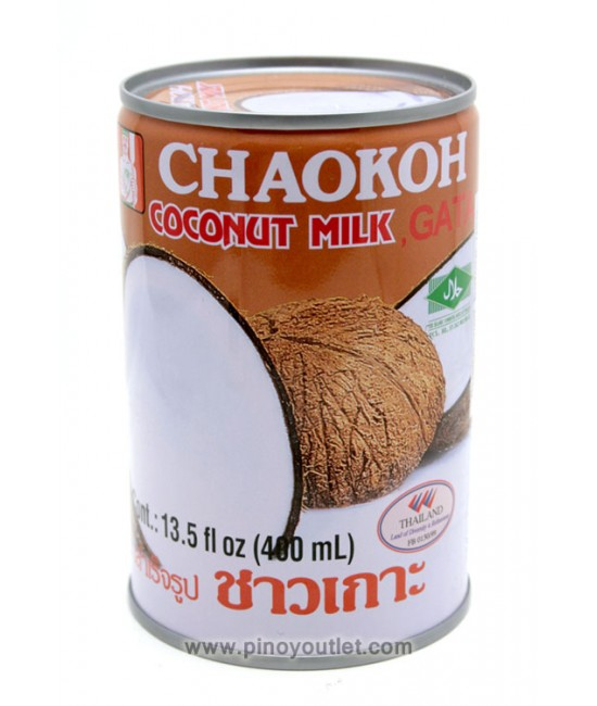 20. Canned Coconut Milk