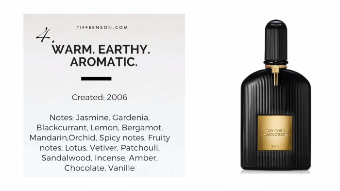 4. Tom Ford Black Orchid