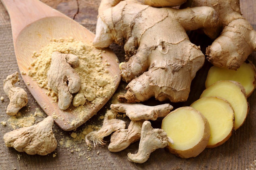 Ginger Benefits
