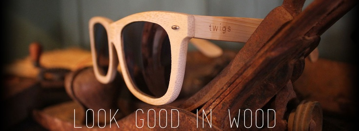 Wood watches and sunglasses