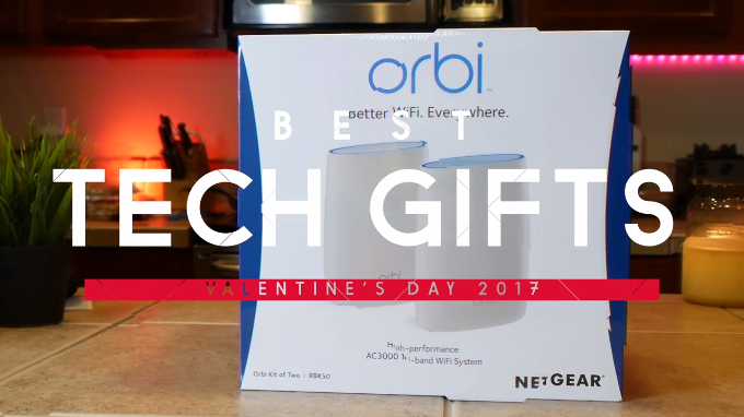 Best 6 Tech Valentine Gifts for Him
